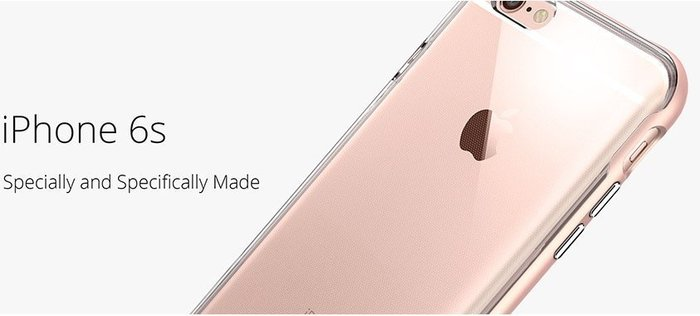 SGP Neo EX 邊框 保護殼 iPhone6 6S 4.7寸 5.5寸 plus 玫瑰金 手機殼