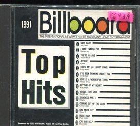 *還有唱片行* BILLBOARD TOP HITS 1991 二手 Y6938