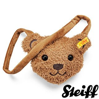 【STEIFF德國金耳釦泰迪熊】Teddy bag 泰迪熊包包(經典泰迪熊)
