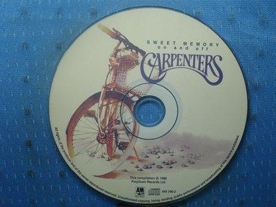 [無殼光碟]GH Carpenters 2CD ONLY YESTERDAY / FALL IN LOVE AGAIN