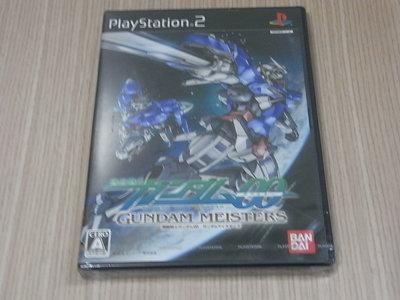 【小蕙館】<PS2> 機動戰士鋼彈00 鋼彈尖兵 (純日版) 全新品