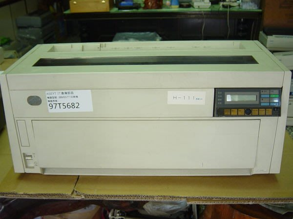 [中友列表機專賣店] 點陣印表機 IBM 5577HC2