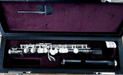 全新YAMAHA 短笛 YPC-62