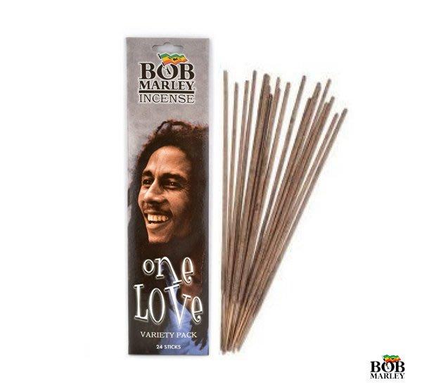 GOODFORIT / Bob Marley Incense One Love加值寶貴時光主題線香