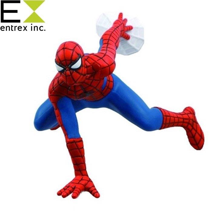 又敗家日本Entrex漫威授權MARVEL蜘蛛人磁鐵掛勾磁鐵鑰匙掛勾#14319鑰匙掛鉤SPIDERMAN鑰匙掛鈎鑰匙架