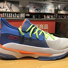 【G CORNER】Under Armour UA Curry 柯瑞 NBA 中筒籃球鞋 男鞋 3021258-404