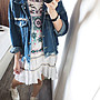 MIHO.COM刺繡洋裝~SUSU~NAOMI~韓妮~小穎~