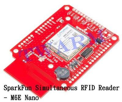 《德源科技》r) SparkFun原廠 Simultaneous RFID Reader - M6E Nano