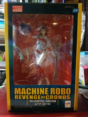 全新 未開封 絕版罕有 Megahouse Excellent Mode Core Machine Robo 天威勇士 蓮娜