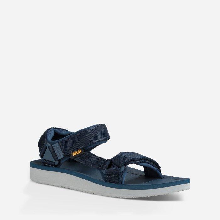 TEVA ORIGINAL UNIVERSAL PREMIER 美國戶外水陸2用運動涼鞋 廣告款 男 丈青