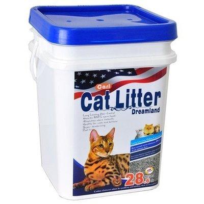 【寵物王國】CARL卡爾-天然活性碳多功能貓砂(微香/ 抗菌/ 無塵)13kg, 免運費! 高雄市