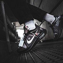 [預購現貨黑us5賣場] Nike Zoom Fly Off-White Black Silver 限量聯名款藍標