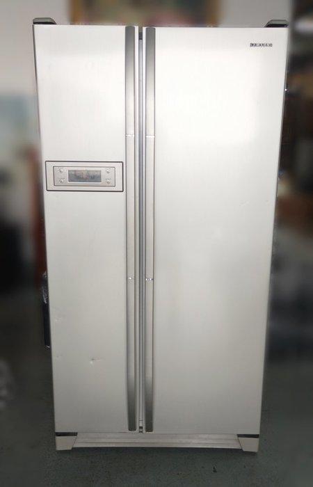 【宏品二手家具館】全新中古傢俱家電RE8214*三星對開557L冰箱 洗衣機 液晶電視 冷氣空調 新竹苗栗彰化台北南投
