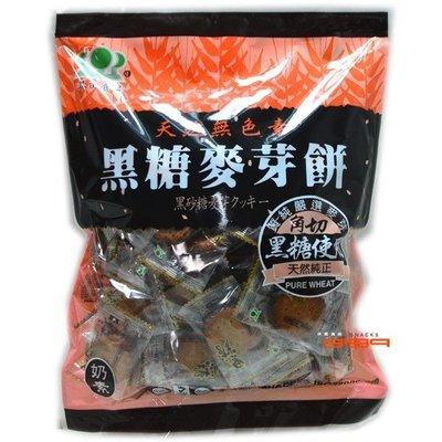 【吉嘉食品】昇田 黑糖麥芽餅 1包500公克[#1]{00716}