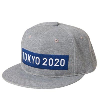 【予約】東京奧運2020年限定紀念品 Asics灰色帽