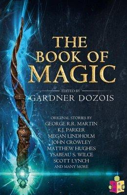 [文閲原版]神秘之書:科幻名家短篇作品集 英文原版 The Book of Magic 科幻小說Gardner Dozois