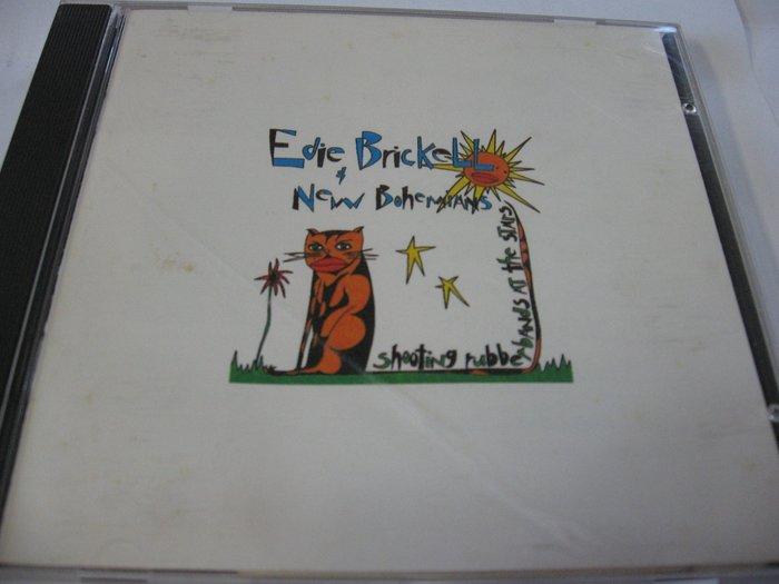 Edie Brickell & New Bohemians伊迪布凱爾與新波西米人:用橡皮圈射星星 自藏CD 美國製