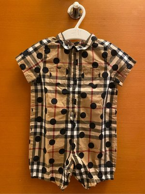 Burberry Coverall 3months+