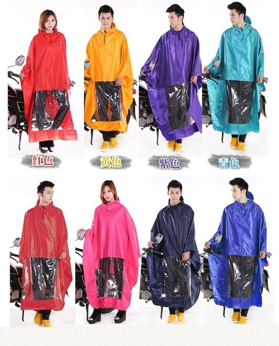 加大加厚單雙人兩穿雨衣 加厚摩托車雨衣 雨披 單雙人兩穿雨衣 推車型機車椅最好用不用擔心寶寶會淋濕 牛津布