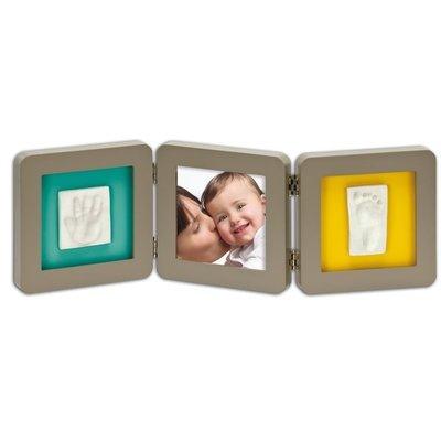 Baby Art - 手腳印紀念雙相框 新北市