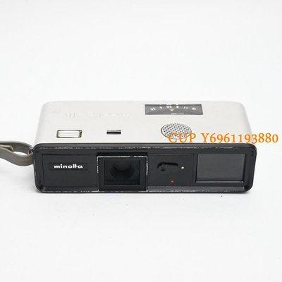 CUP·數碼 1960年代美能達minolta-16 model P微型膠片相機16mm袖珍間諜收藏