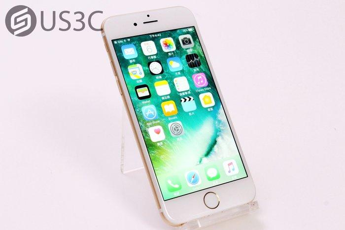 【US3C-台中店】【一元起標】Apple iPhone 6 32G 金色 4.7吋 Touch ID 4G LTE