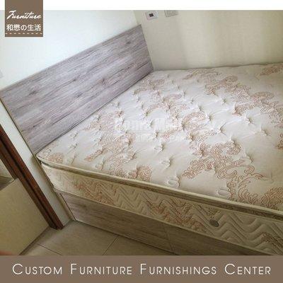HOME MALL和懋傢俱~綠建材F1板環保超低甲醛無邊框造型掀床雙人5尺-$20300元/多種色系可選/另可訂製床頭板/敏感體質.嬰幼兒.女性建議使用