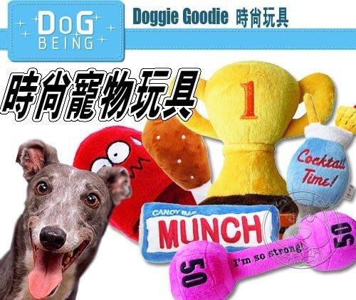 【🐱🐶培菓寵物48H出貨🐰🐹】DoG BEING》Doggie Goodie 寵物時尚玩具 特價550元