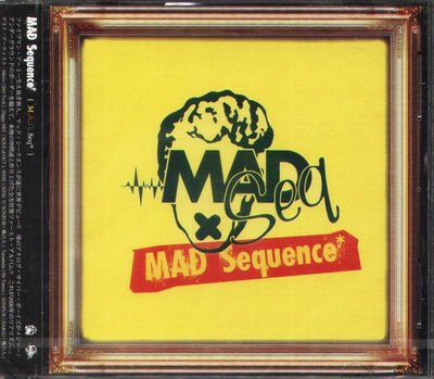 K - MAD Sequence - M.A.D.Seq - 日版 - NEW
