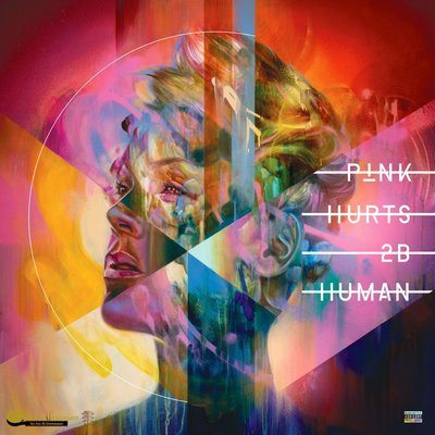 Pink 紅粉佳人 Hurts 2B Human CD 2019 (包郵)