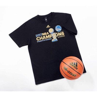 Look 鹿客 adidas NBA 2017 賽季冠軍隊伍專屬 T 恤 S96802