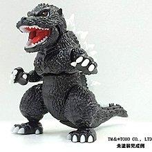 富士美 正版 Fujimi Godzilla 迷你 Q版 哥吉拉 組裝 組合 模型 可動 附特效配件