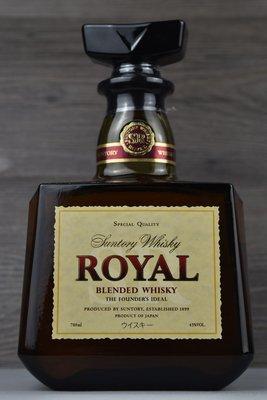 Suntory Royal SR Whisky 三得利 日本威士忌