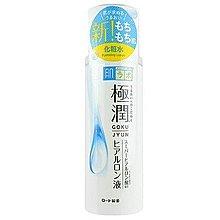 ROHTO肌研 極潤玻尿酸超保濕化妝水170ml-滋潤型(美9)