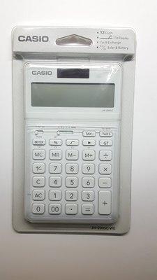 CASIO JW-200SC-WE計算機 (12位元)