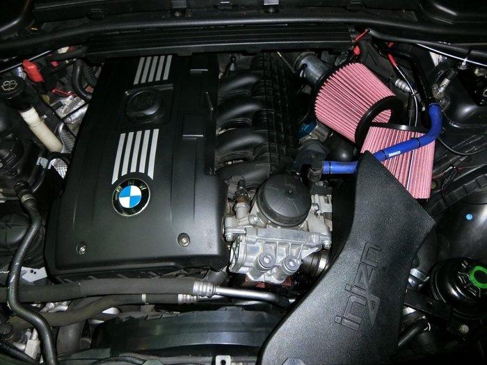 ☆光速改裝精品☆雙進氣系統  BMW N54 E90 E91 E92 E93 335i 135i
