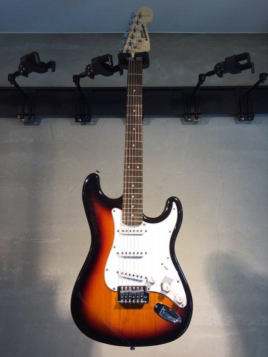 【六絃樂器】全新精選 Pyle ST型 夕陽漸層電吉他 / 現貨特價