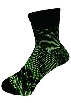 【 EGX 】P83 中統多功8字繃帶運動襪AIR 黑綠 台北市