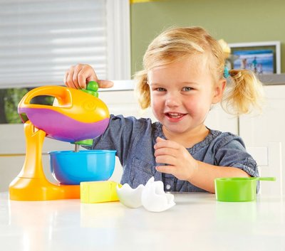 【晴晴百寶盒】美國進口 攪拌機 好玩有趣辦家家酒 可愛益智玩具 益智遊戲 送禮禮物禮品 創意寶寶早教益智遊戲 W403
