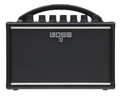 Boss KATANA-MINI 刀 7瓦 迷你電吉他專用音箱 Roland【KTN-mini】