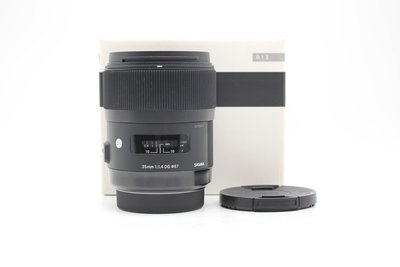 【台南橙市3C】SIGMA 35mm F1.4 DG HSM Art 定焦鏡 For SONY 公司貨 #47495