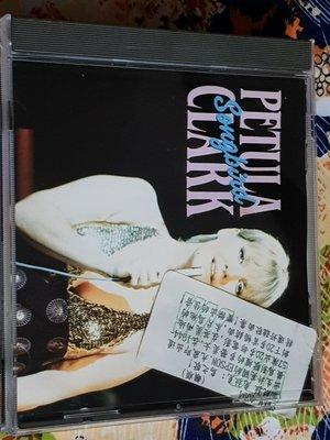 西洋女(二手CD)PETULA CLARK~SONGBIRD~