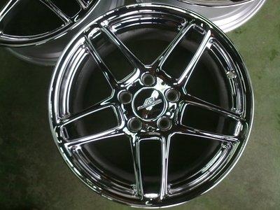 17吋AC原廠鋁圈~德國製輕量化~BMW.E85.E87.F20.E36.E46.Z3.Z4.X1.MINI.R60~