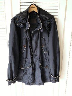 Massimo Dutti parka jacket 騎士夾克外套短大衣