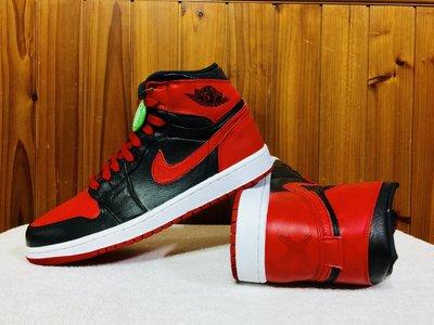 AIR JORDAN 1 Banned X 禁穿 極稀有鞋後跟有✖️✖️標誌