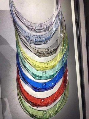 瀧澤部品 AGV大尾翼 pista gp r / corsa r pista gp / corsa 副廠全罩安全帽 配件