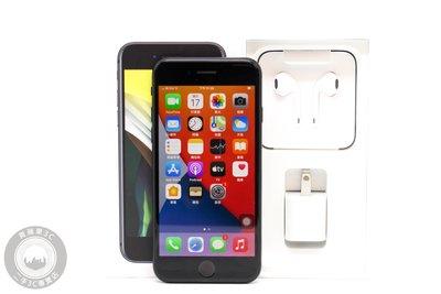 【台南橙市3C】APPLE IPHONE SE 2 128G 128GB 黑 4.7吋 二手蘋果手機 #58768