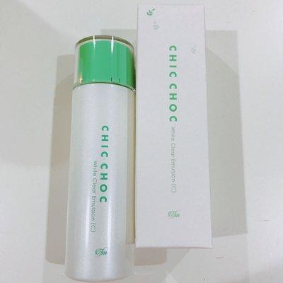 CHIC CHOC 淨透美白乳液 100ml 全新正品 公司貨 台北市