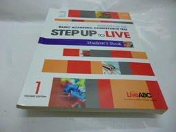崇倫《Step Up to Live Student's Book 1》 LiveABC /位置 :