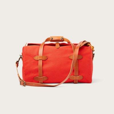 全新Filson 220 Small Duffle Mackinaw Red紅色 旅行袋